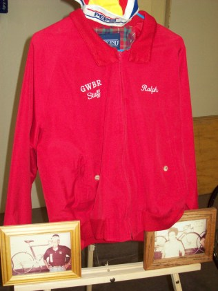 Ralph's staff jacket