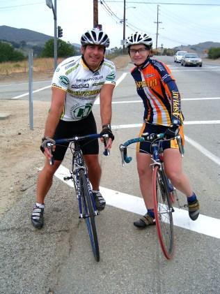Mark & Lorraine, Mulholland at Malibu Canyon