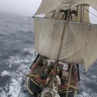 Aboard Tallship Bounty