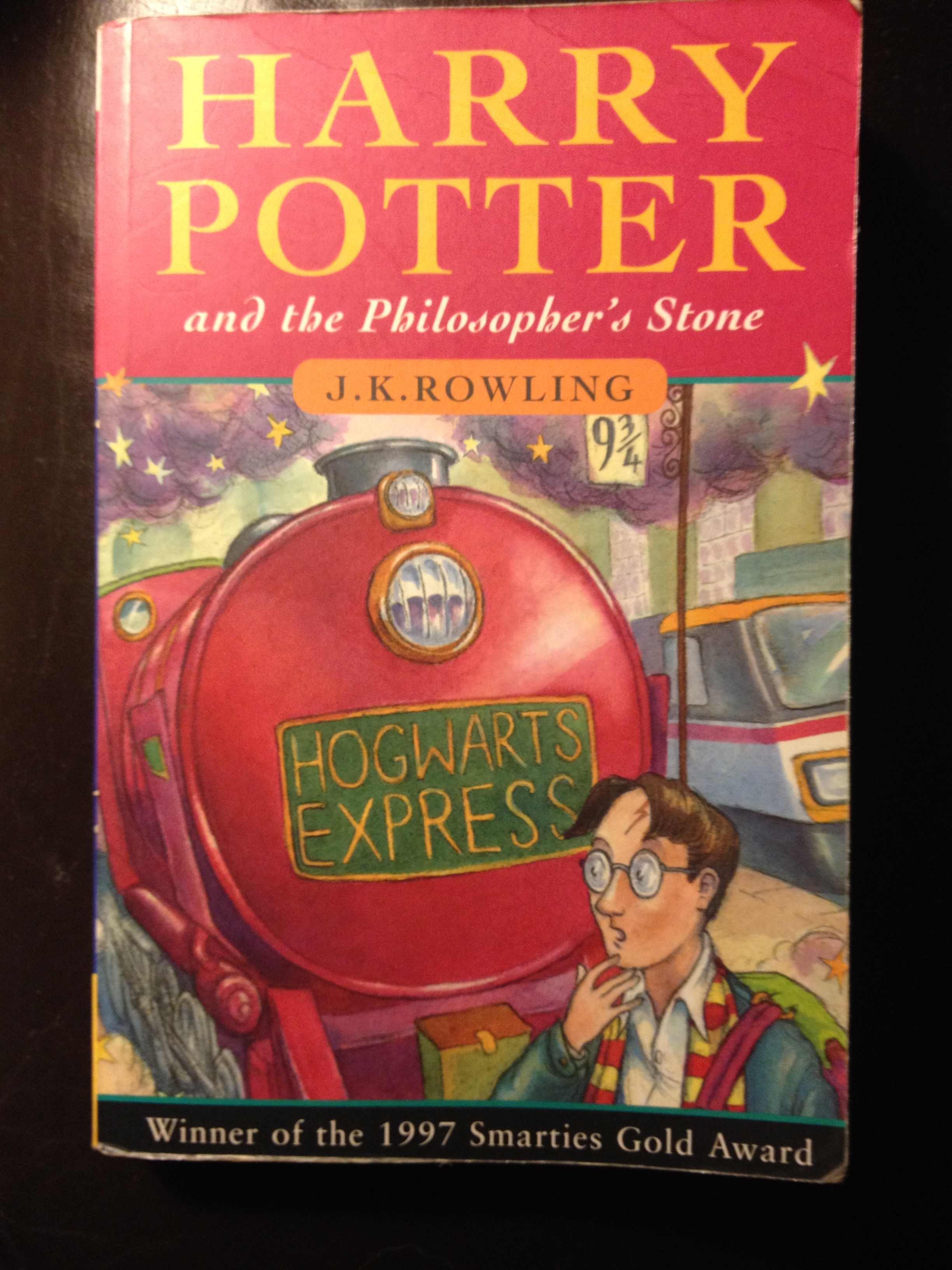 Re Reading Harry Potter And The Philosopher S Stone