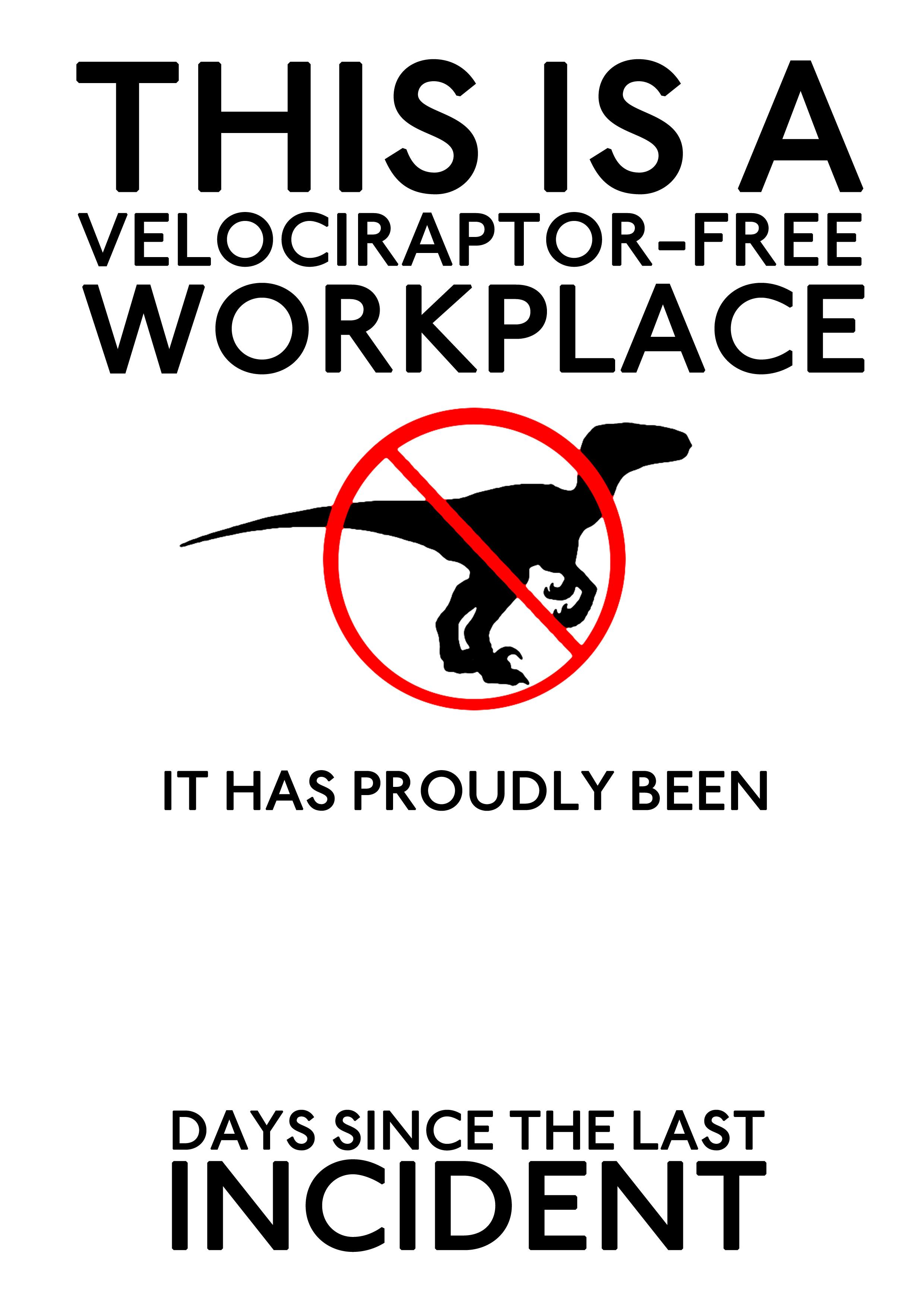 Velociraptor Free Counter!