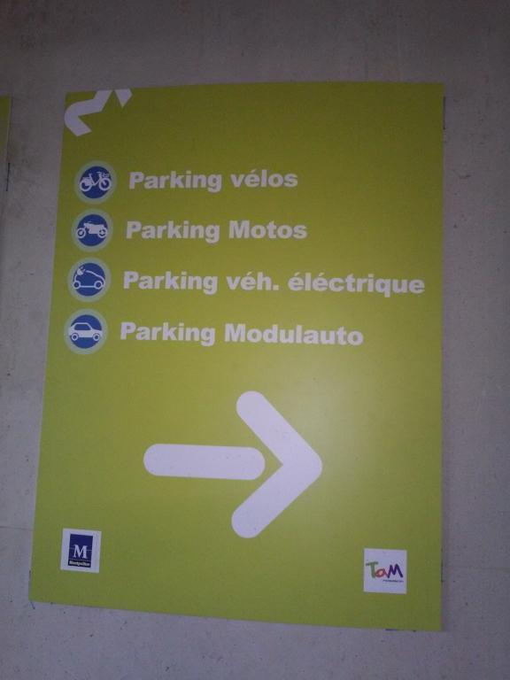 Parking Gare Saint Roch Montpellier : parking, saint, montpellier, Parking, Saint, Inauguration, E-PV2, Vélocité, Grand, Montpellier