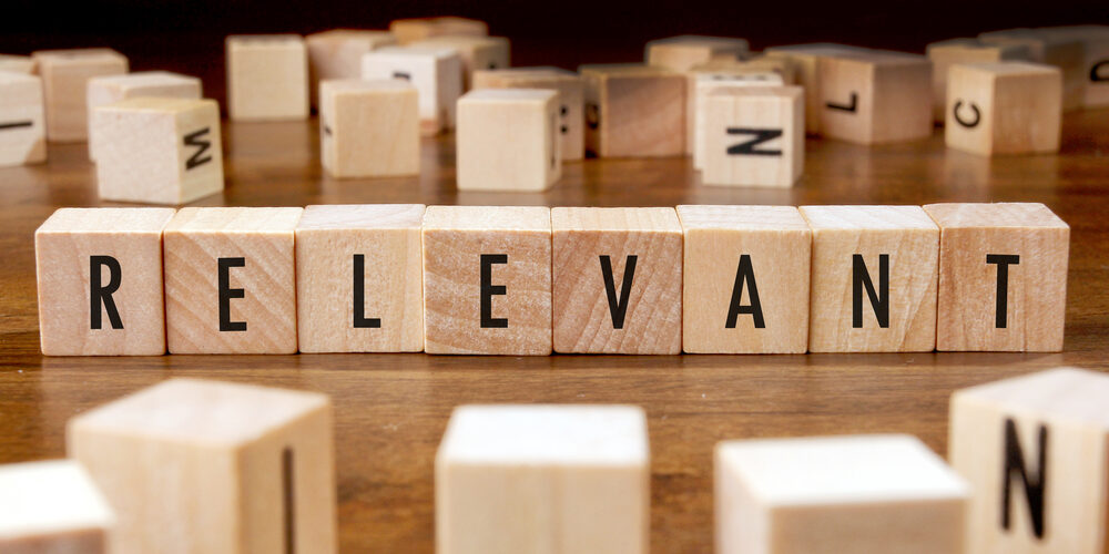 How to stay relevant in the mind of your customers