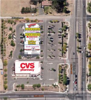 Pecos Road and Higley Road - NWC 1