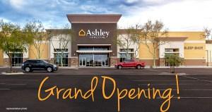Ashley HomeStore Celebrates Grand Opening in Gilbert, AZ 1