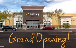 Ashley HomeStore Celebrates Grand Opening in Gilbert, AZ 5