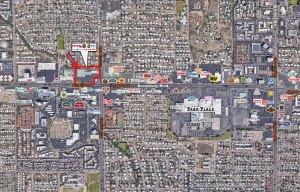 Broadway Boulevard and Craycroft Road - NWC 3