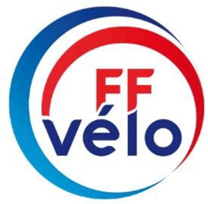 Le nouveau logo « FFVélo »