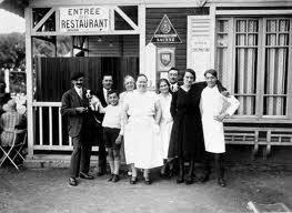 Restaurant la Mère Brazier proche du Col