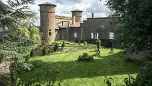 Château de Saint Bonnet Le Froid