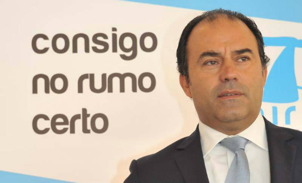 Paulo Vistas, continuar a obra de Isaltino Morais, no rumo certo.