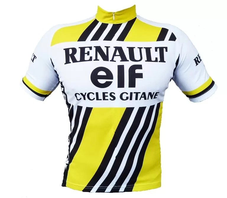 b37ad1e5d Renault Cycling Jersey - Velo Cycling Direct