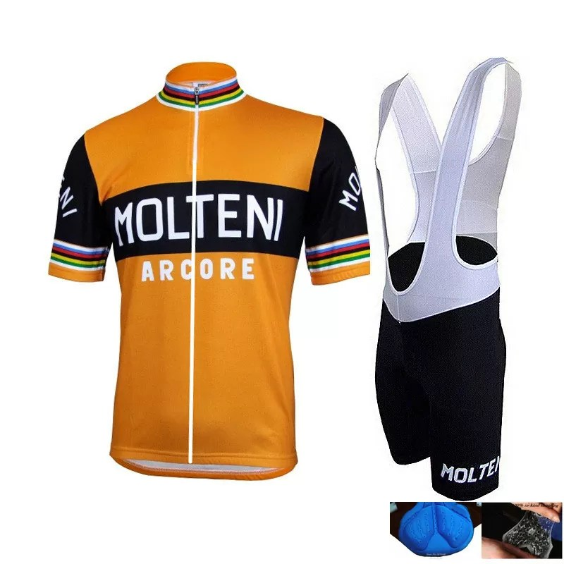 Molteni Bib Set - Velo Cycling Direct 06a08666e