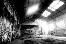 House of graffiti