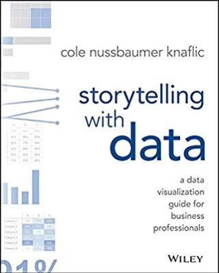 Storytelling with data: A data visualization guide for business professionals de Cole Nussbaumer Knaflic