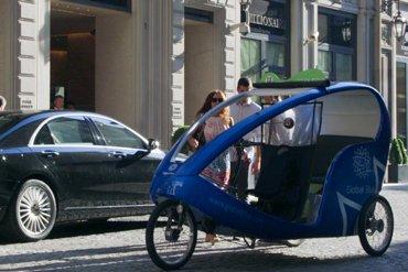 Shopping Tour in Rickshaw