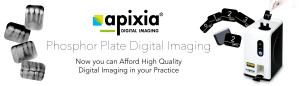 Apixia Digital Imaging Digirex Phosphor Plate Digital X-Ray Scanner - Home Banner