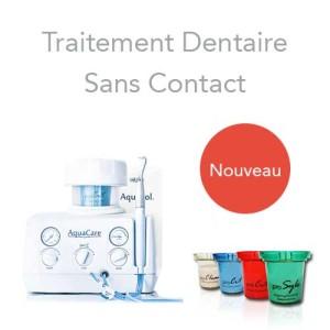 Traitement Dentaire Sans Contact AquaCare