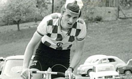 Gilbert Bischoff, champion vaudois au grand coeur