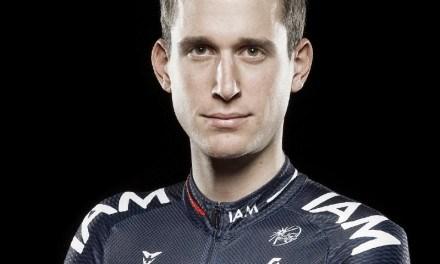 Sébastien Reichenbach leader de IAM Cycling au Giro