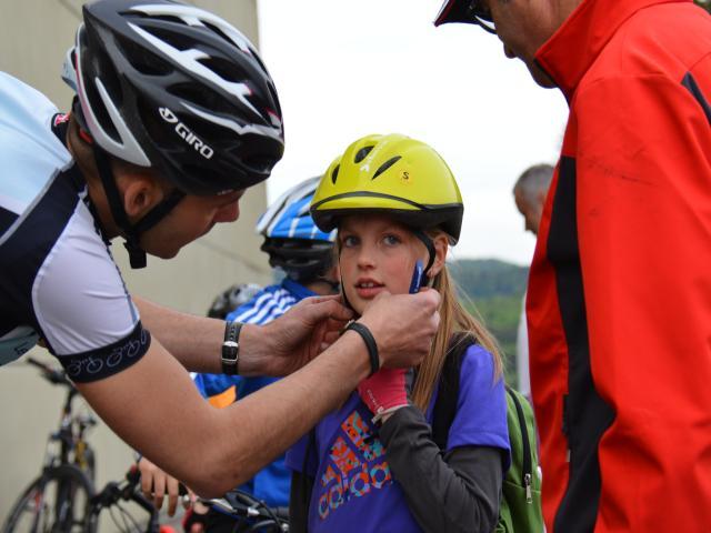 A l'école du cyclisme sur le Plateau de Diesse