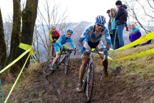 Le cyclocross enregistre un regain de popularité, aussi en Suisse romande. Photo Joakim Faiss - bikinvalais.ch