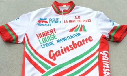 Quand Gainsbourg sponsorisait l'équipe cycliste Gainsbarre