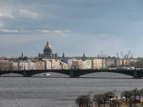 Saint-Petersbourg.