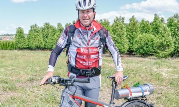 «Pour moi, le vélo électrique est devenu source de vie»