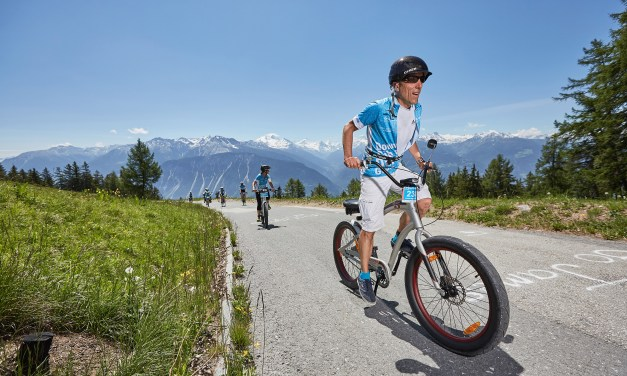 "Cycling for Children: ""C'est dur mais on sait pourquoi on souffre"""