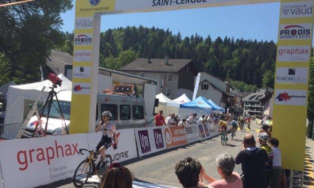 20 équipes au Tour du Pays de Vaud 2018