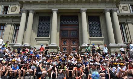 Finale DÉFI VÉLO 2018 : 350 jeunes célèbrent le vélo