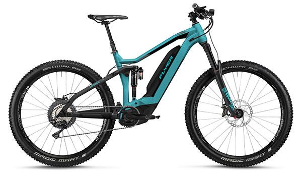 Nouveautés Flyer 2019 – des e-bikes modernes pour les voyages, la ville et le trail