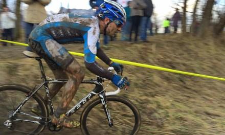 Les as du cyclocross suisse à Sion le 13 janvier