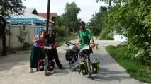 Les Mamas, même esprit que les vélos nomades!