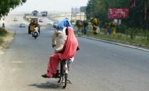 Sur la route, Inde