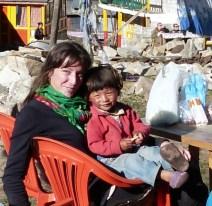 Avec Pasampati, vallee du Langtang, Nepal