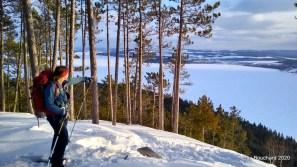 Quelle vue sur le lac Témiscouata