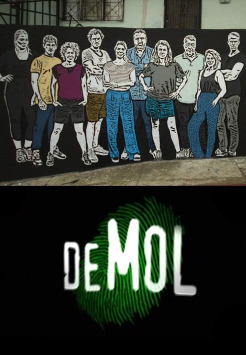 Wie is De Mol (¿Quién es El Topo?) – Temporada 19