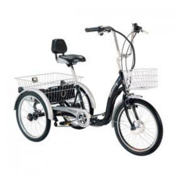 Monty Tricycle à assistance électrique pour adulte Vél'X