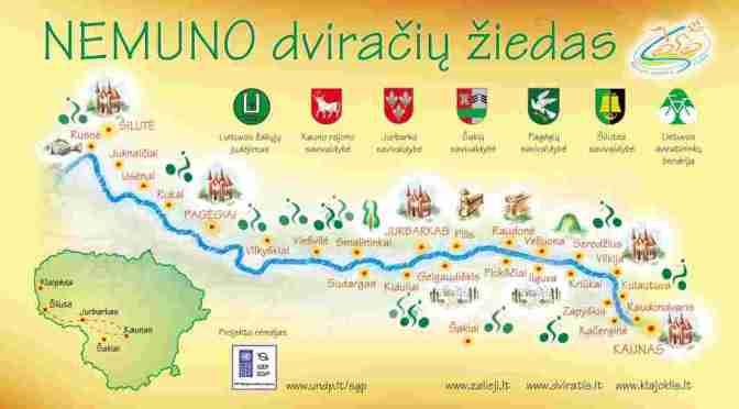 [LT2] The Nieman Cycle Trail: Vilnius-Kaunas-Jurbarkas-Šilūtė
