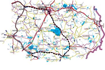 Map4RezekneDagdaAglonaPreili