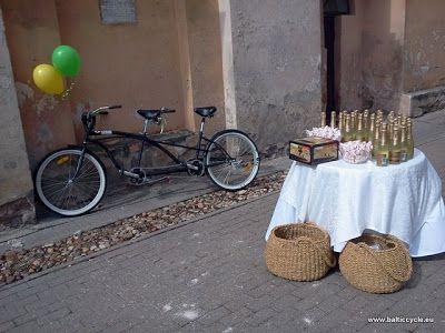 Specifiniai dviračiai (Tandemai, krovininai velomobilai)