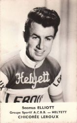 The late Seamus Eliott (image courtesy of Cycling Archives)