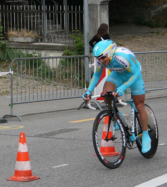 Andrey Mizourov (image courtesy of Velolive website)