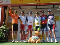 Catalunya Winners including Mr Bear (image courtesy of official race website)