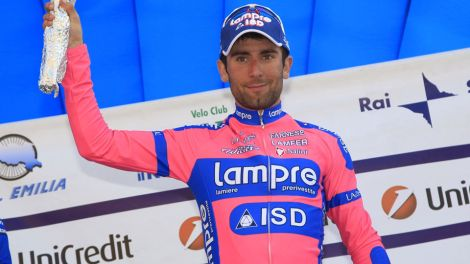 Diego Ulissi (image courtesy of Lampre-ISD website)