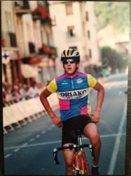 lnigo finishing 17th in Basque championship (image courtesy of Juan Marie Tolin)