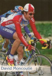 David Moncoutie1997 (image courtesy of Cycling Archives)