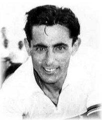 The charismatic Fausto Coppi (image courtesy of Wikipedia)